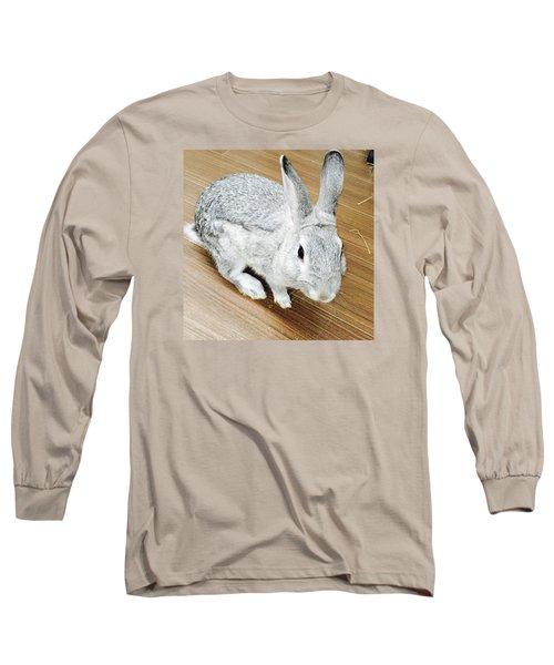 Rabbit Long Sleeve T-Shirt by Nao Yos
