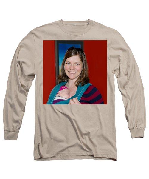 Rachel Madonna Long Sleeve T-Shirt