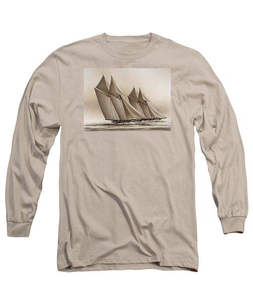 Racing Yachts Long Sleeve T-Shirt