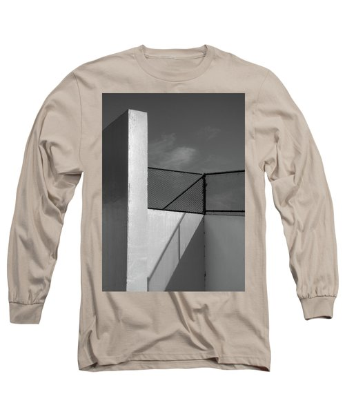 Long Sleeve T-Shirt featuring the photograph Racquetball IIi  by Richard Rizzo