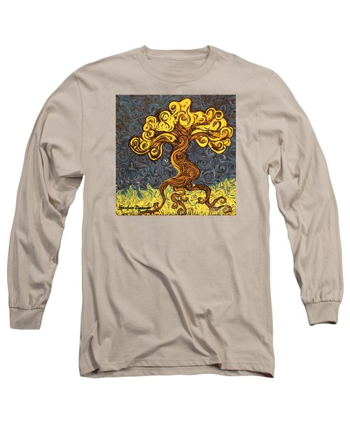 Radiant Within Long Sleeve T-Shirt