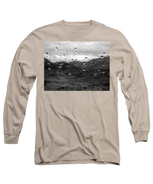 Rain And Wind Long Sleeve T-Shirt