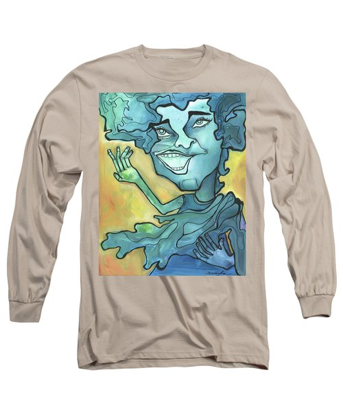 Rain Or Shine Long Sleeve T-Shirt