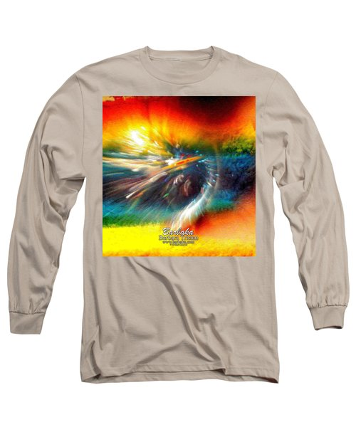 Rainbow Bliss #053329 Long Sleeve T-Shirt by Barbara Tristan