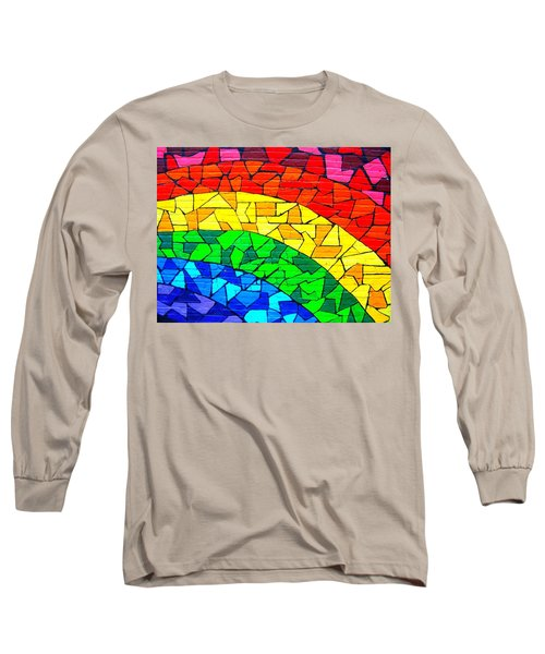 Rainbow ... Long Sleeve T-Shirt