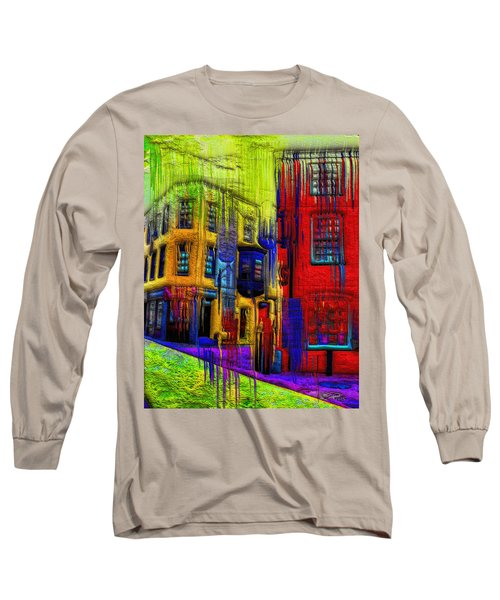 Rainy Days And Mondays Long Sleeve T-Shirt
