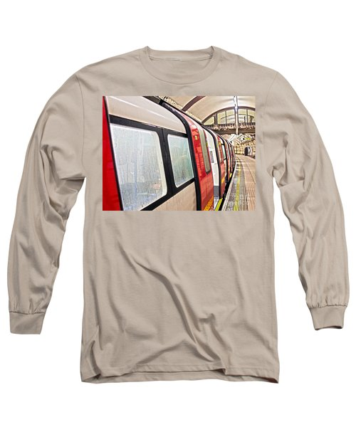 Rainy London Day Long Sleeve T-Shirt