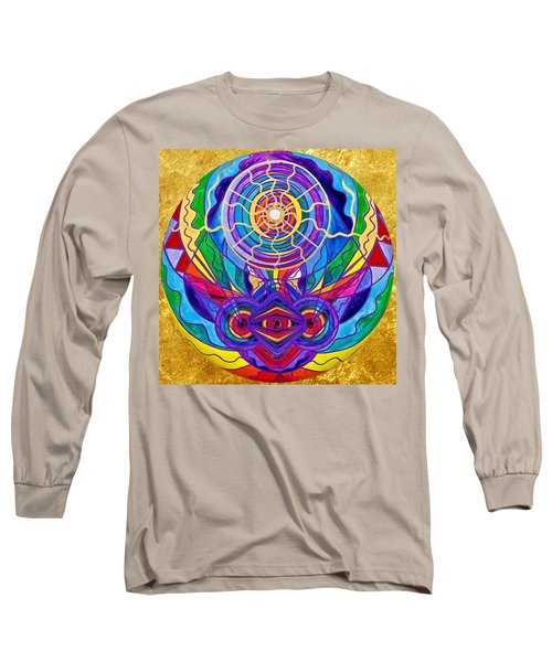 Raise Your Vibration Long Sleeve T-Shirt