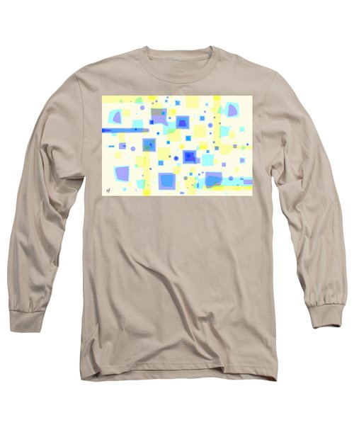 Random Blips Long Sleeve T-Shirt