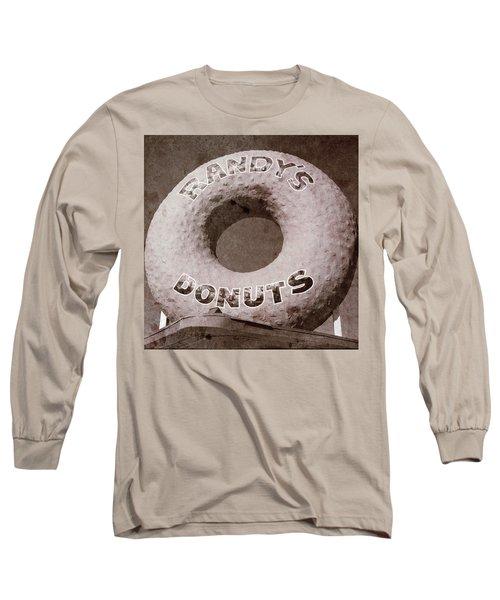 Randy's Donuts - Vintage Long Sleeve T-Shirt