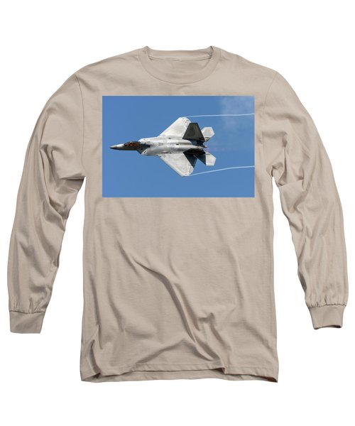 Raptor Dedication Pass Long Sleeve T-Shirt