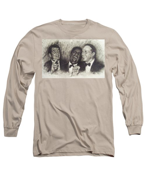 Rat Pack Long Sleeve T-Shirt