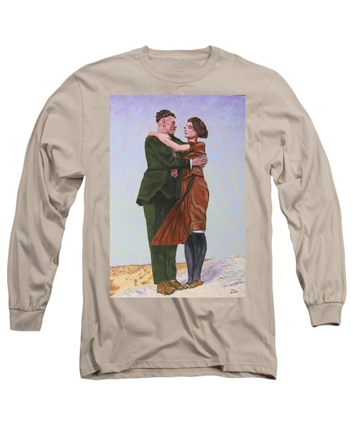 Ray And Isabel Long Sleeve T-Shirt by Stan Hamilton
