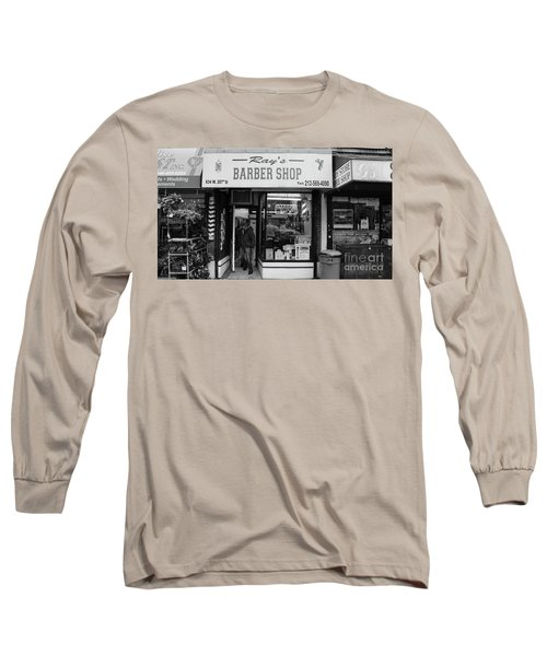 Ray's Barbershop Long Sleeve T-Shirt
