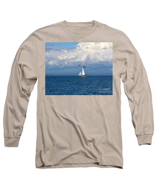 Razorbill Escort Long Sleeve T-Shirt