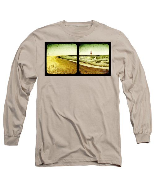Reaching For Your Hand Long Sleeve T-Shirt
