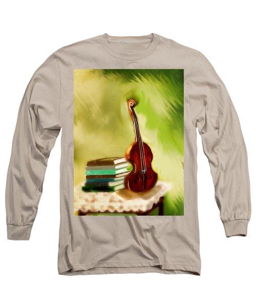 Reaching Long Sleeve T-Shirt