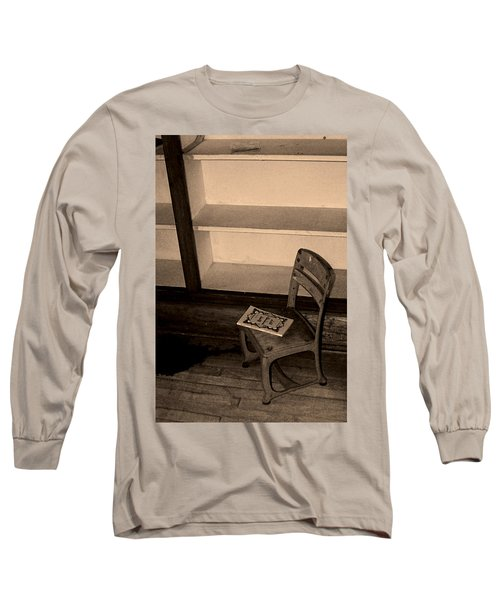 Reading Time Long Sleeve T-Shirt