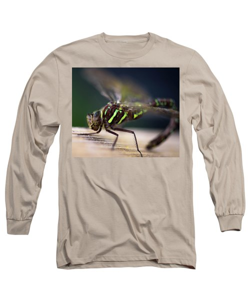 Ready For Takeoff Long Sleeve T-Shirt by Sherman Perry