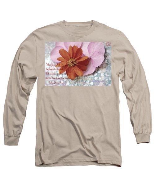 Real True Friends Long Sleeve T-Shirt