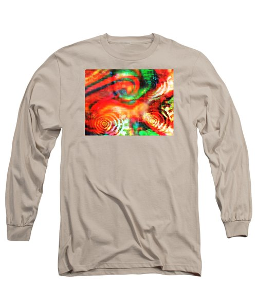 Rebel Long Sleeve T-Shirt by Fania Simon