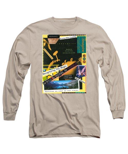 Recapture Your Magic Long Sleeve T-Shirt