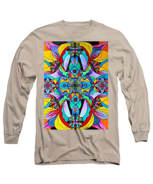 Receive Long Sleeve T-Shirt