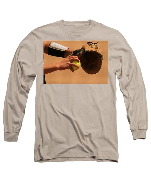 Recoiling Into A Throw Long Sleeve T-Shirt