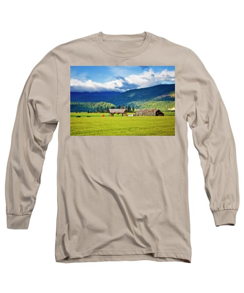 Long Sleeve T-Shirt featuring the photograph Recycled by Albert Seger