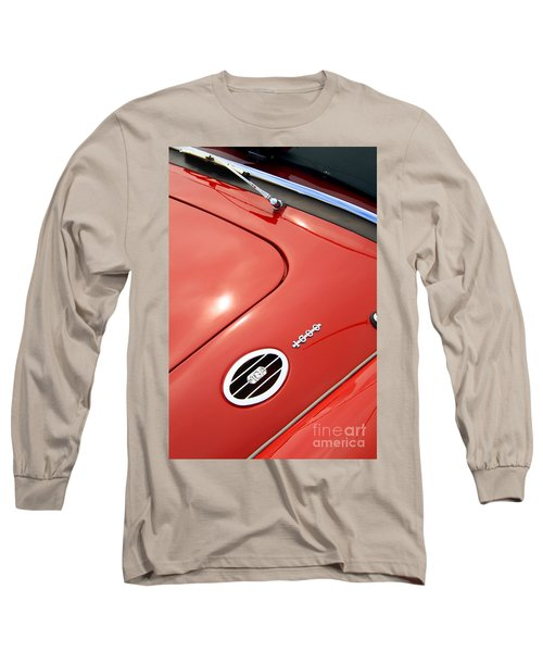 Long Sleeve T-Shirt featuring the photograph Red Bonnett by Stephen Mitchell