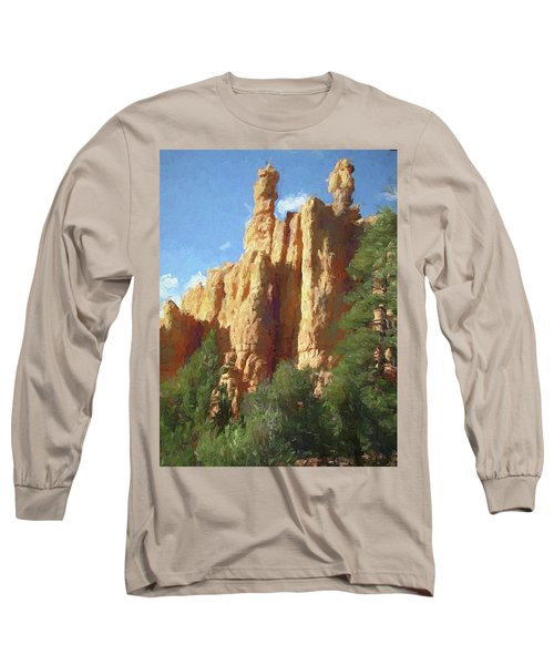 Red Canyon Twins Long Sleeve T-Shirt