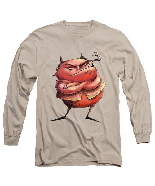 Red Devil Long Sleeve T-Shirt
