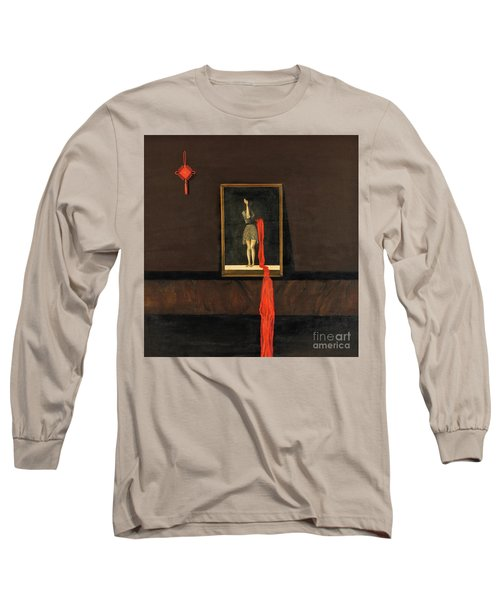 Red Echo Long Sleeve T-Shirt