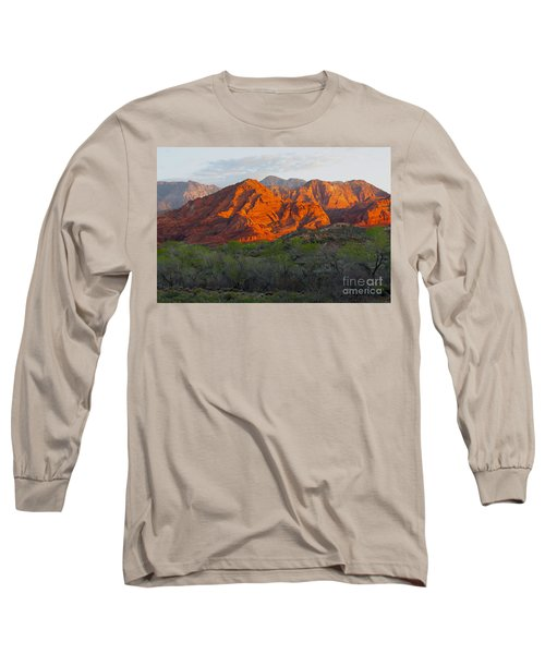 Red Hills Long Sleeve T-Shirt