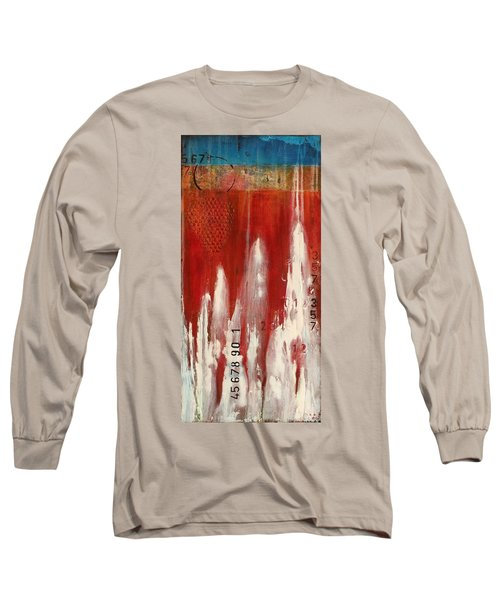 Red Holiday Long Sleeve T-Shirt