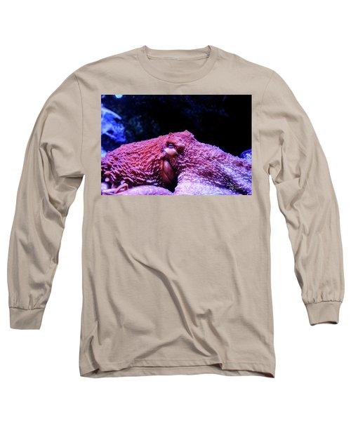 Red Menace Long Sleeve T-Shirt