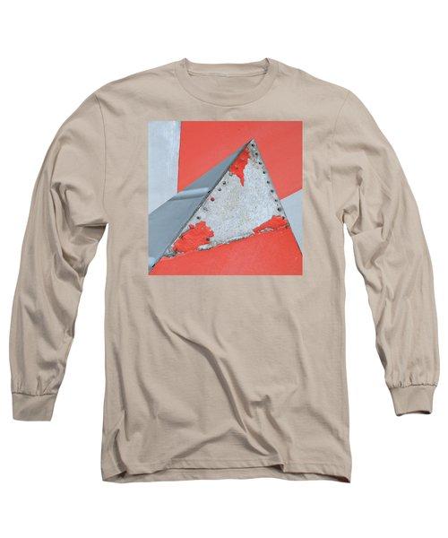 Red Rocket Long Sleeve T-Shirt