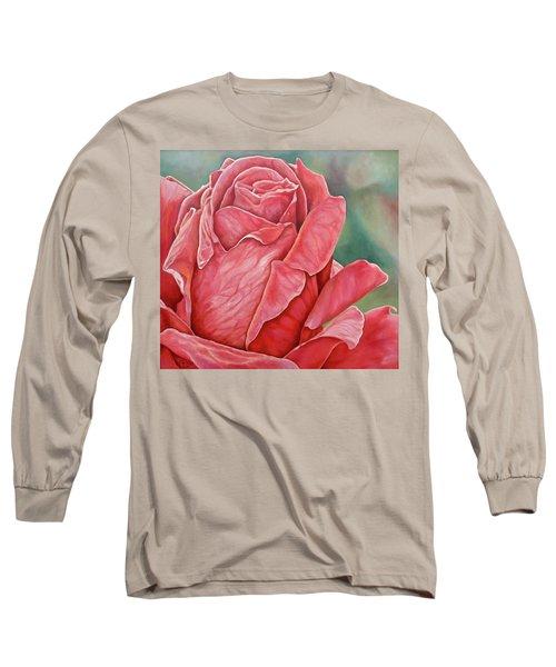 Red Rose 93 Long Sleeve T-Shirt
