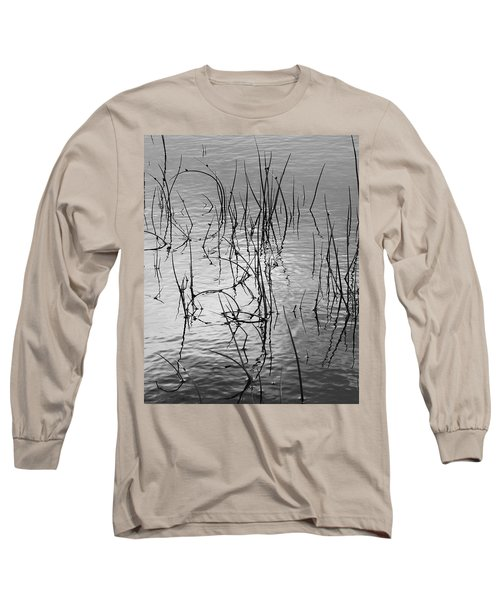 Reeds Long Sleeve T-Shirt by Art Shimamura
