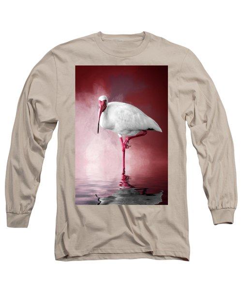 Reflecting On Life Long Sleeve T-Shirt