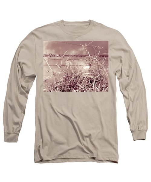 Reflections 1 Long Sleeve T-Shirt by Mukta Gupta