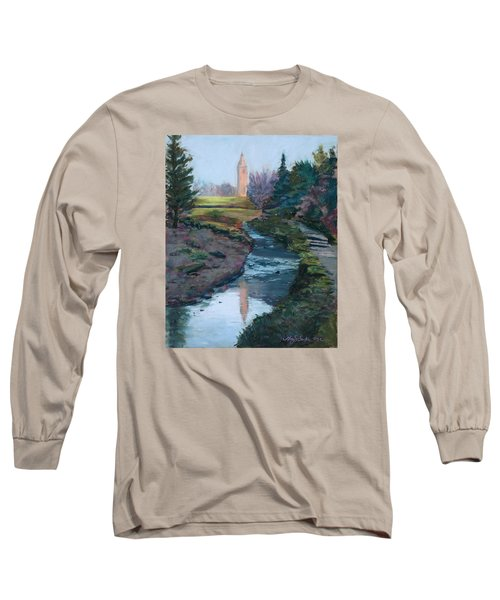 Reflections In History Long Sleeve T-Shirt