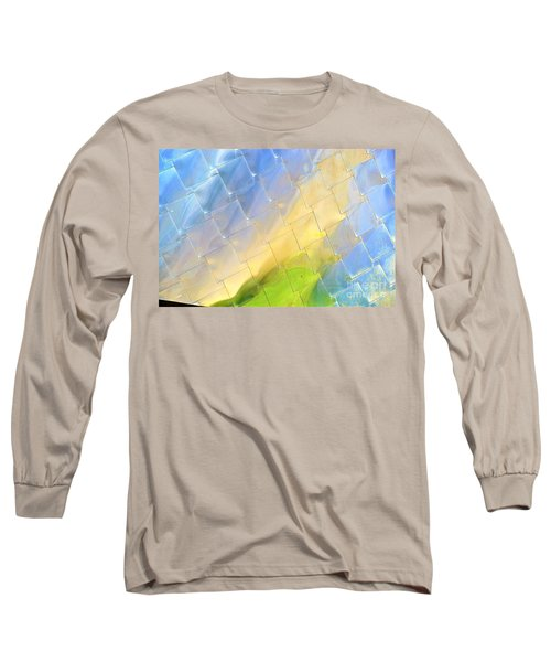 Reflections On Peter B. Lewis Building, Cleveland Long Sleeve T-Shirt