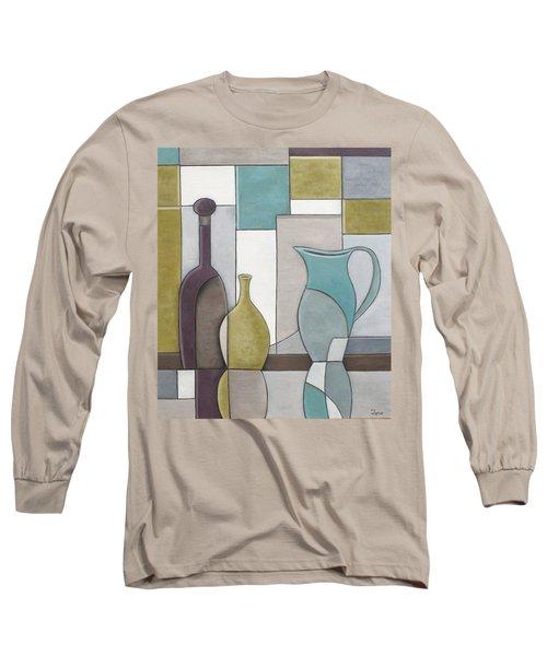 Reflectivity Long Sleeve T-Shirt by Trish Toro