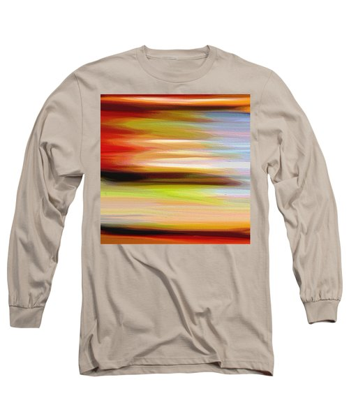 Reign Long Sleeve T-Shirt by Ely Arsha