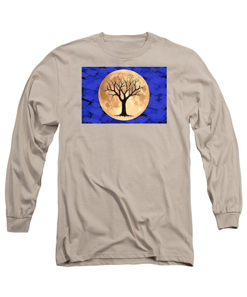 Long Sleeve T-Shirt featuring the painting Rejuvenation by Patricia Arroyo