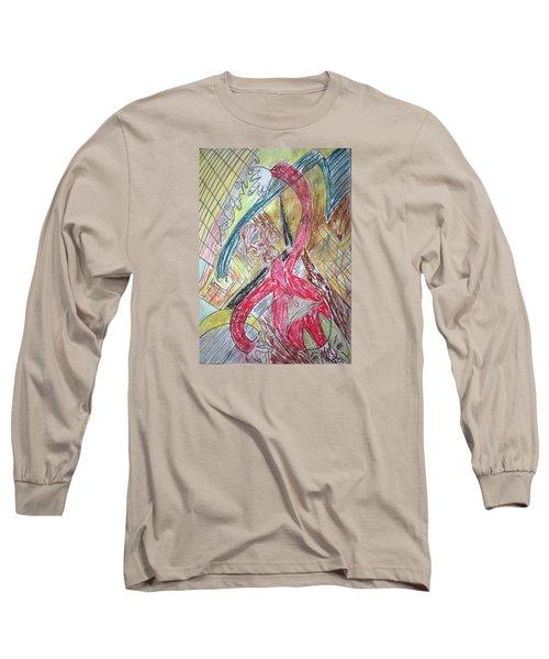Relax. Dance Long Sleeve T-Shirt