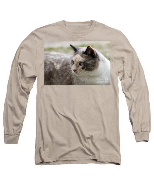 Relaxed Long Sleeve T-Shirt by Teresa Zieba