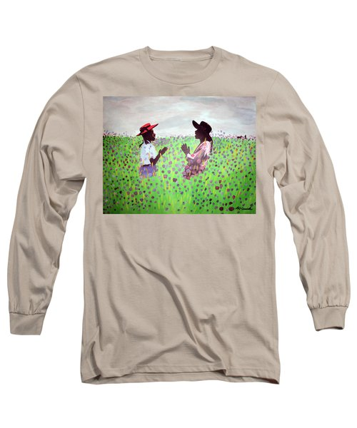 Remember Way Back When Long Sleeve T-Shirt