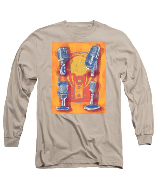Remembering Radio Long Sleeve T-Shirt